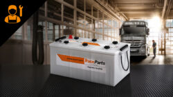 Starterbatterie (140Ah) Service-Paket
