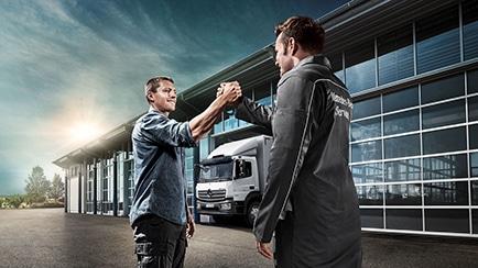 Ihre Mercedes-Benz Partner-Werkstätten in der Nähe